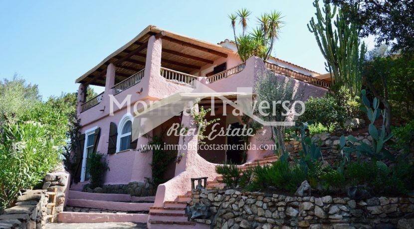 Prestigiosa villa in Porto Cervo