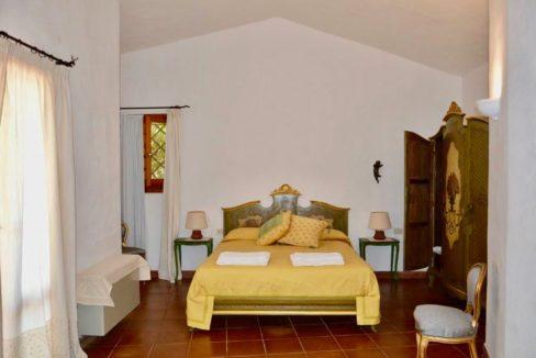 Villa con piscina Piccuccia - San Pantaleo