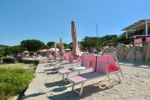 Attico sulla spiaggia di Mucchi Bianchi