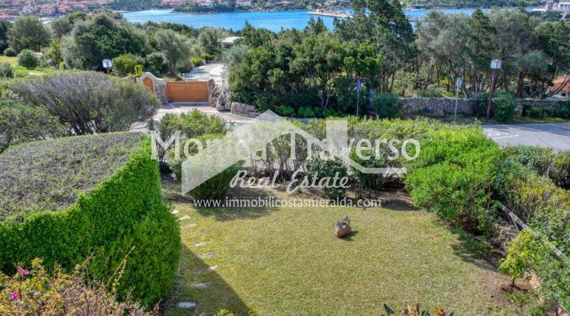 Villa bifamiliare Porto Cervo Marin