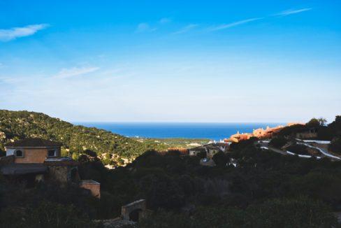 Villa vista mare in Pantogia