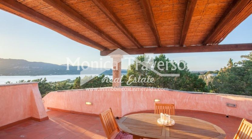 Villa con piscina Porto Rotondo
