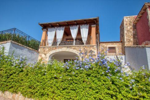 Villa Cala dei Ginepri Baja Sardinia