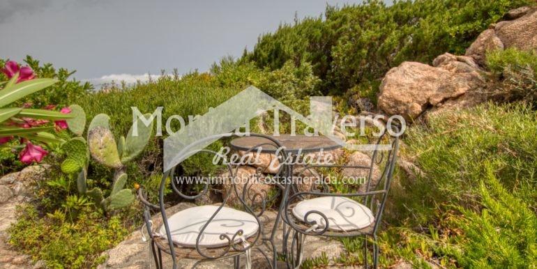 Bilocale con giardino Mucchi Bianch
