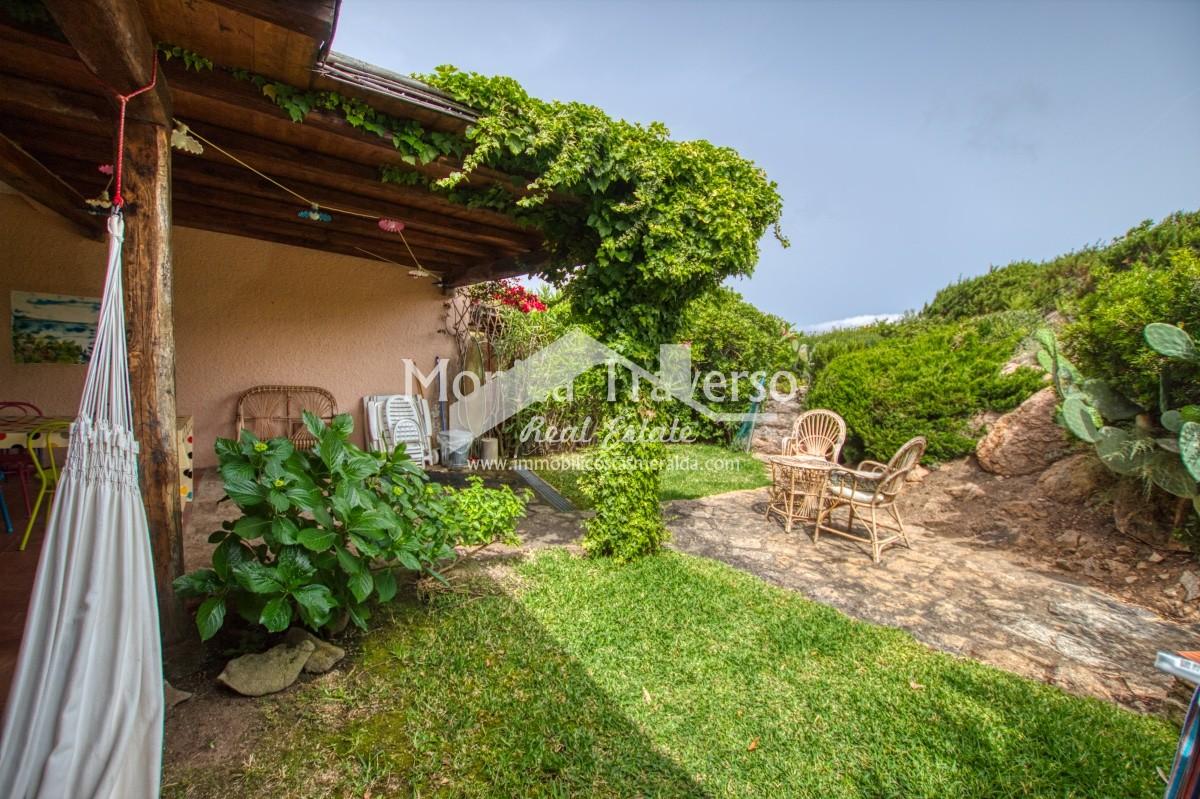 Bilocale con giardino Mucchi Bianchi