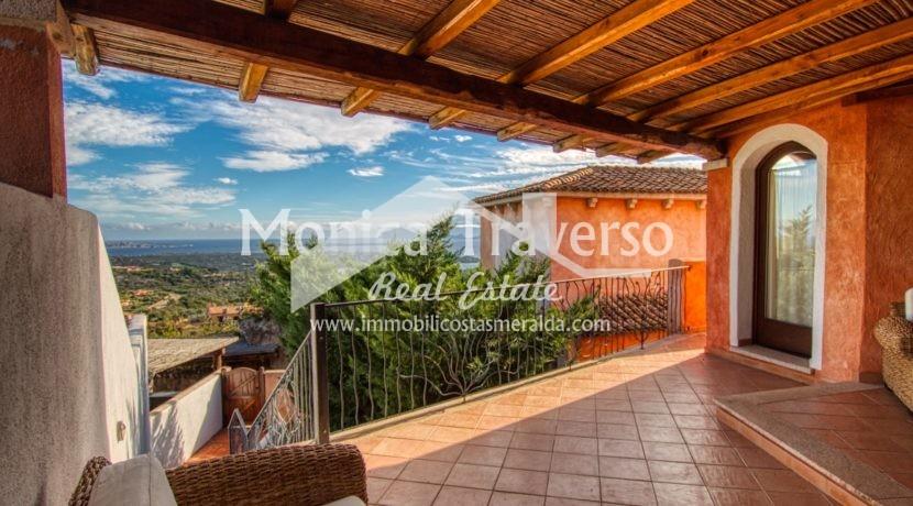 Villa con piscina Porto Cervo