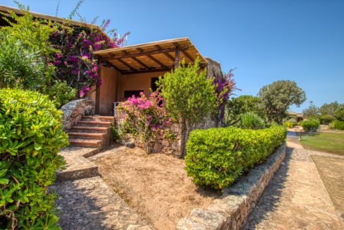 Bilocale in Baia Sardinia